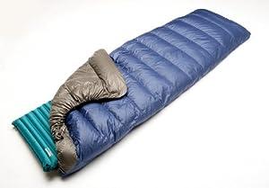 Therm-a-Rest Alpine 35 Down Blanket (Regular, Blue)