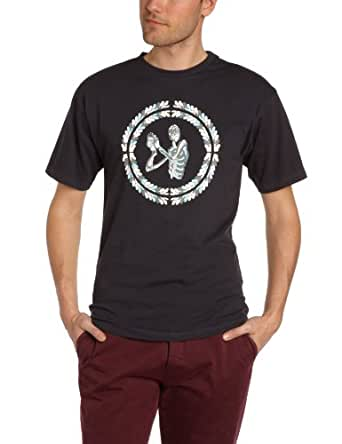 Gaspard Yurkievich - T-Shirt - Homme - Noir (Black) - L