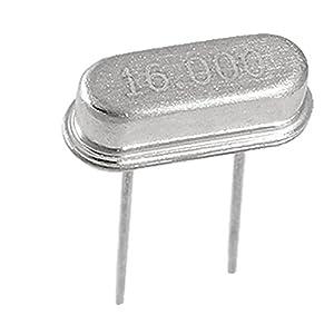 5 x 16.000 MHz 16 MHz Crystal HC-49S Low Profile