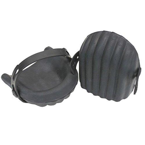 1-Paar-Weichschaum-Knieschoner-Gummi-in-Schalenform-Knieschtzer