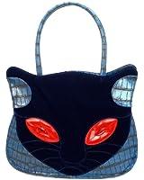 Mioaw Shopper Irregular Choice Blue Top Handle Bag