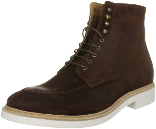 Society Unisex-Adult M'Lord Cognac Lace Up Boot SOC300087502 8 UK