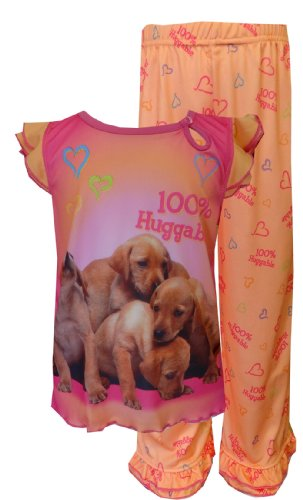 animal-planet-labrador-retriever-ruffled-pajamas-for-little-girls-5