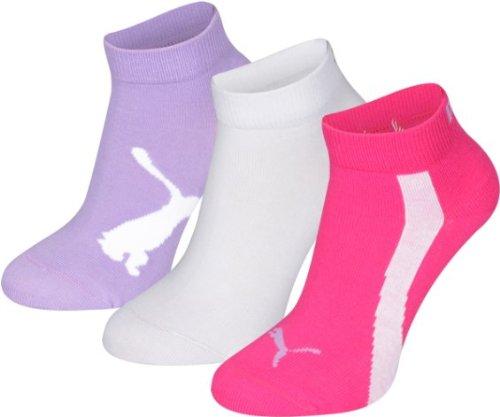 Puma , Damen Sneaker Weiß weiß, Weiß - weiß - Größe: 9-11 UK Kids / 27-30 EU