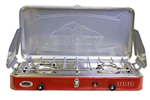 Camp Chef Everest High Output 2 Burner Stove by Camp Chef