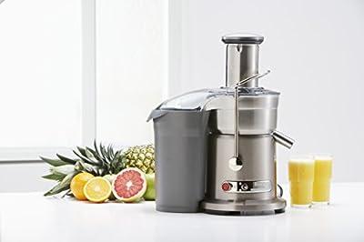 Breville 800JEXL Juice Fountain Elite 1000-Watt Juice Extractor by Breville Kitchenware