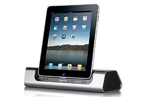 iHome iD8 App-Friendly 30-Pin iPod/iPhone/iPad Speaker Dock (Not Compatible w/ iPhone 5)