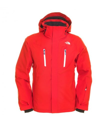 The North Face Skijacke Herren, rot, L