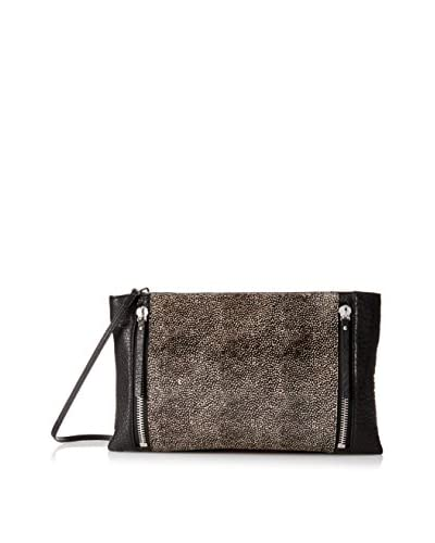 Vince Camuto Women's Baily Clutch, Black/Mini