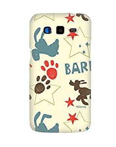Pick pattern Back Cover for Samsung Galaxy Grand 2 SM-G7106