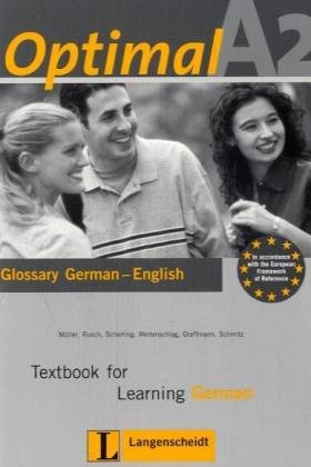Optimal: Glossar A2 (German Edition)