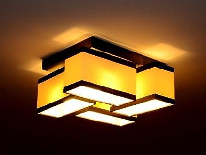 deckenlampe deckenleuchte lampe leuchte 4 flammig top design merano b4mix creme braun dc452. Black Bedroom Furniture Sets. Home Design Ideas