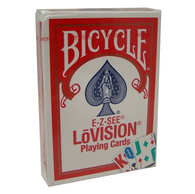 Bicycle Lo-Vision Special Playing Cards - 2 Decks carbon wheels 700c 88mm depth 25mm bicycle bike rims 3k ud glossy matte road bicycles rims customize carbon rims
