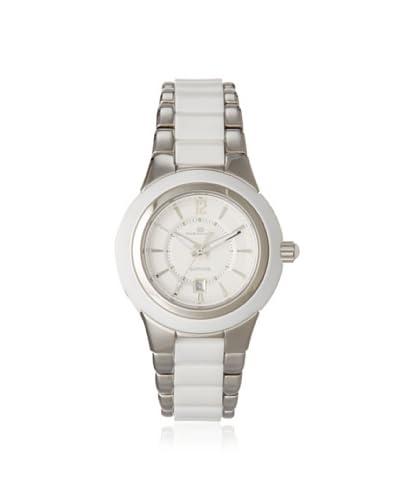 Oceanaut Women's OC0410 Ceramic Silver/White Watch