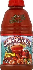Camaronazo Spicy Cocktail Drink 64 oz by Camaronazo