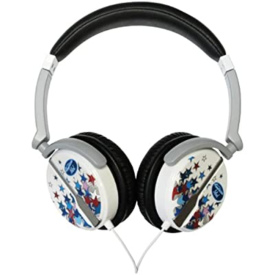 American Idol Performance Series Stereo Bass Enhanced Headphones