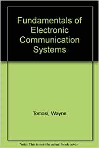 wayne tomasi electronic communication systems pdf free