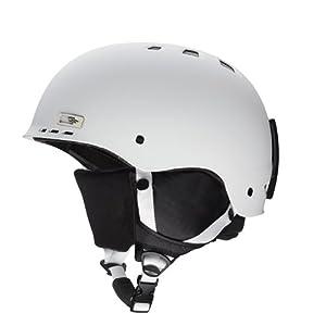 Smith Holt Snow Helmet - Matte White, 54-56 cm