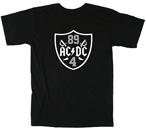 Youth or Adults Derek Carr Amari Cooper Oakland Raiders  T-shirt - Youth to 5XL Sizes