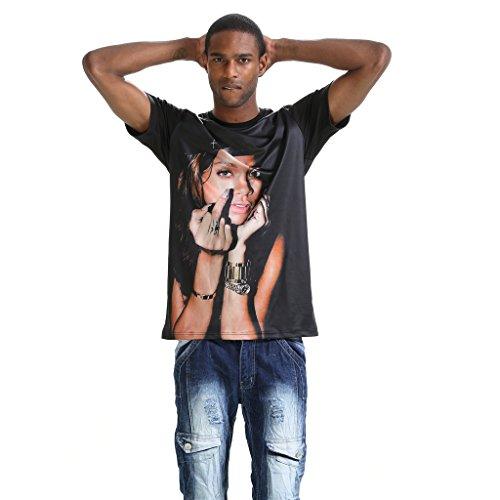Pizoff-Unisex-Myth-Apollo-Slim-Luxury-T-Shirts