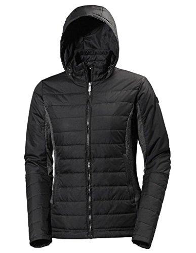 Helly Hansen 2016 Women's Astra Hooded Jacket - 54435 (Black - XS)