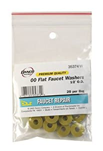 """DANCO"" FAUCET WASHER FLAT [CASE OF 1]"