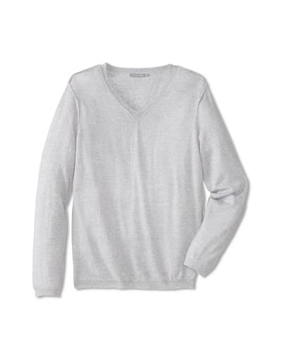 With & Wessel Men's V-Neck Sweater