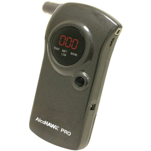 Image of ALCOHAWK Q3I-11000 PRO DIGITAL BREATH ALCOHOL TESTER (B00A9XD410)