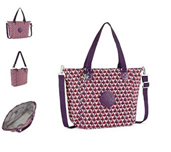 Kipling Womens Shopper Combo Shoulder Bag 91