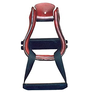 Intrepid International EZ Mount Western Stirrup
