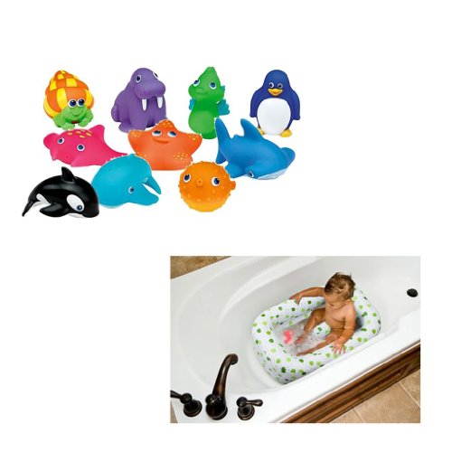 Baby Inflatable Bath Tub front-327470