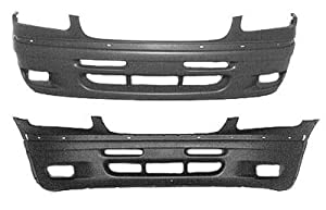 FRONT BUMPER COVER - CHRYSLER TOWN & COUNTRY 1996-1997 BRAND NEW