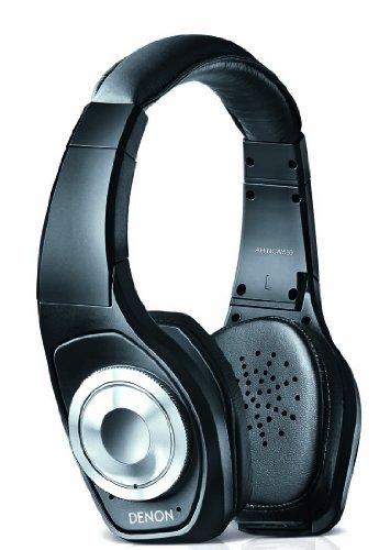 Denon Ah-Ncw500 Black | Global Cruiser Bluetooth Wireless Noise Canceling Headphones (Japan Import)