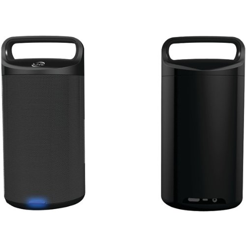 Ilive Isbw2113B Portable Bluetooth(R) Speakers