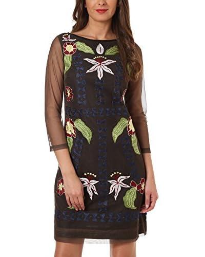Almatrichi Kleid schwarz