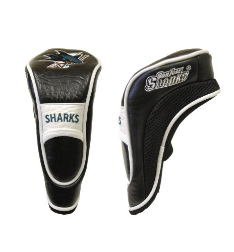 Nhl San Jose Sharks Hybrid Headcovers front-36345