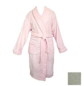 Amazon.com: Boston Robe Size: Small/Medium, Color: Cream: Home ...