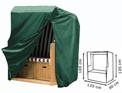 WOLTU #126 Schutzhülle Schutzhaube Hülle für Gartenmöbel wasserdicht Grün (für Standkorb Grün GZ1160) jetzt kaufen