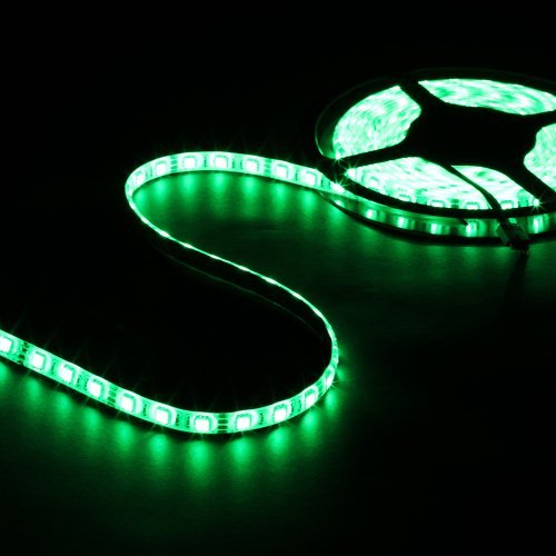 Sinollc 5050 Smd Rgb Waterproof Led Strip 60Led/M Flexible Ribbon 300Led Multi Color Changing Strip Festivals Decoration