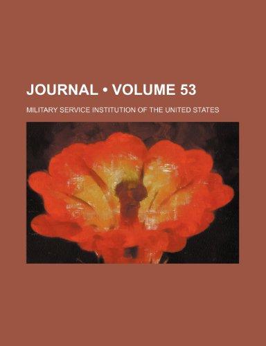 Journal (Volume 53 )