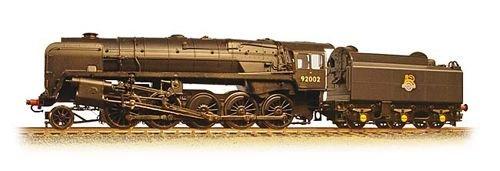 Graham Farish WD Austerity Class 90566 BR Black Late Crest
