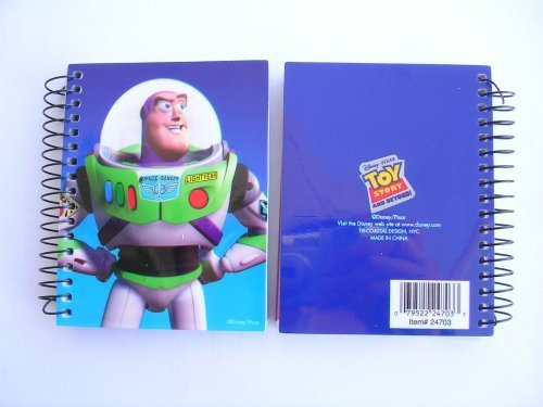 Disney Notebook Set, Toy Story Buzz Lightyear - 2 Pieces