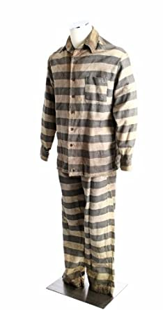 Original Movie Prop - Life - Claude Banks ( Martin Lawrence) Jail Costume - Authentic
