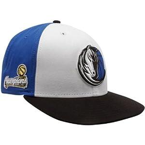 DALLAS MAVERICKS New Era 9Fifty Champions Adjustable Snapback Hat by New Era