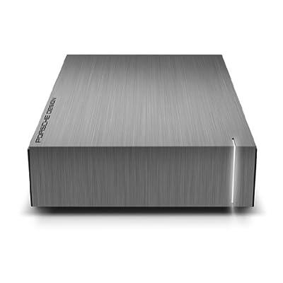 LaCie Porsche Design P'9230 4TB USB 3.0 Desktop Hard Drive 9000384
