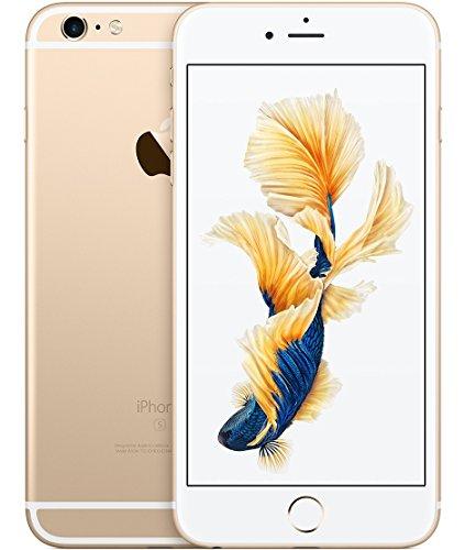 国内版SIMフリーiPhone6S Plus 64GB ゴールド 5.5インチ Apple