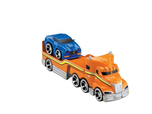 Fisher-Price Rollers Lift Vehicle - 1