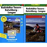 Freytag Berndt Wanderkarten, WK 202, Radstädter Tauern - Katschberg - Lungau, GPS, UTM - Maßstab 1 : 50 000: Wander...