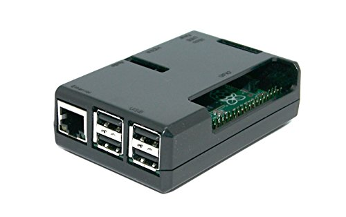 SB Components Black Case for Raspberry Pi Model B+ Latest from UK