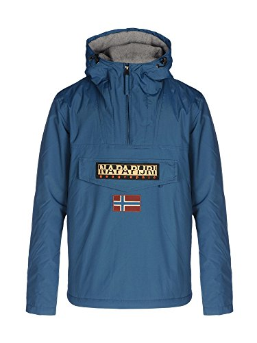 Giubbotto Rainforest Napapijri Winter 2016 B58-Canal (Blu Aperto), XL MainApps